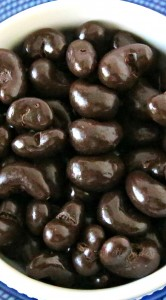 Dark Chocolate Sea Salt Cashews