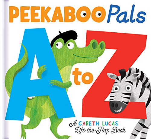 PeekaBoo Pals A to Z: Sweet E Approved!