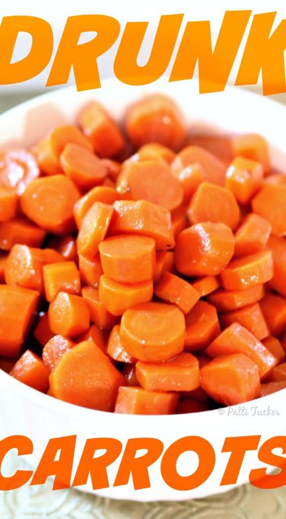 Drunk Carrots!