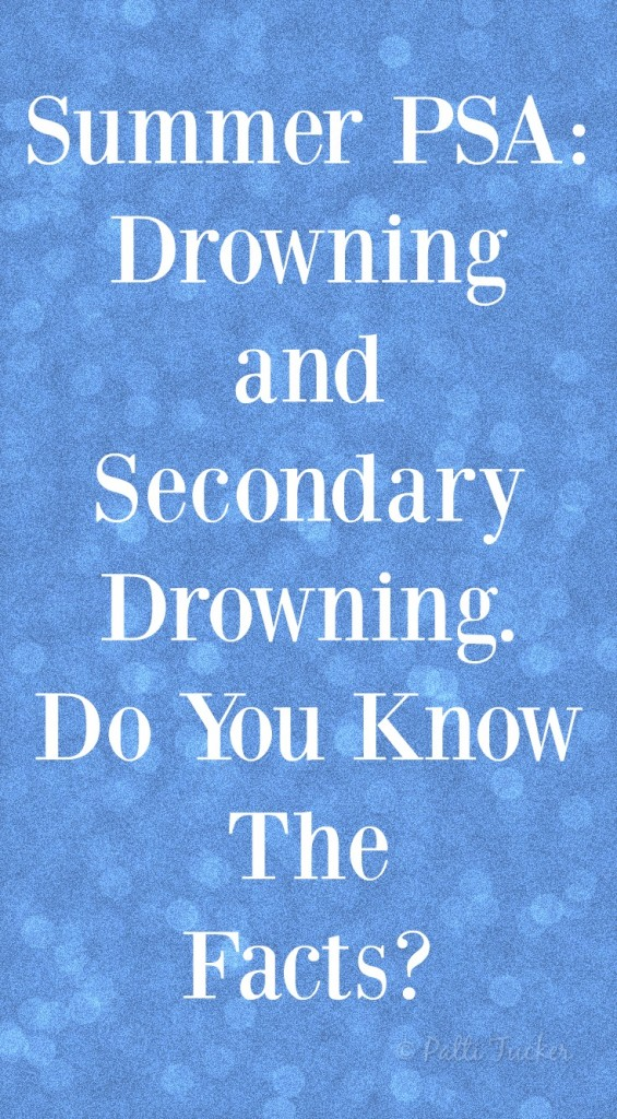 Do You Know The Facts About Drowning?