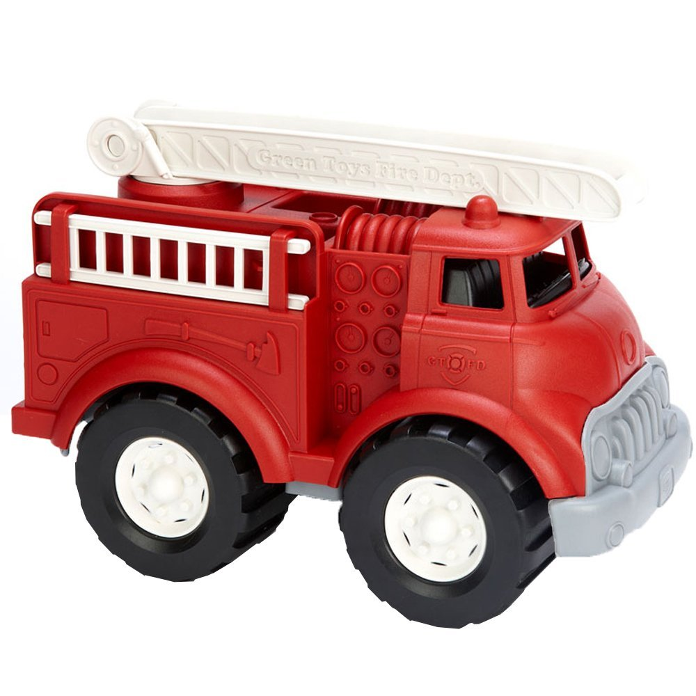 3-Alarm Fire? A Sturdy Firetruck to the Rescue!