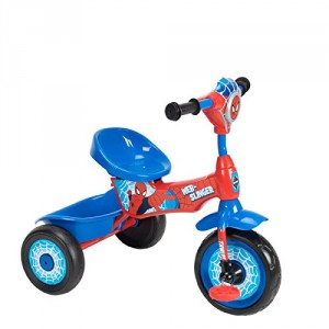 Huffy Spider-Man Lights And Sounds Folding Trike Review