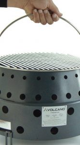 How-To: Grill with the Volcano Portable Stove