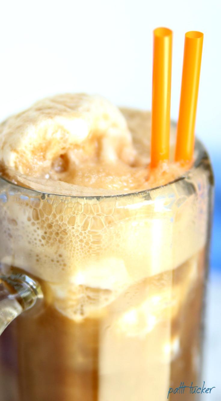 What Grandma Drinks: Bliss-Inspired Tipsy Floats
