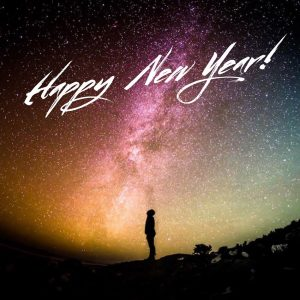 Happy New Year! Let Each Day Be Your New Beginning