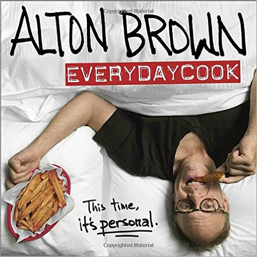 Science + Food = Alton Brown: EveryDayCook Cookbook