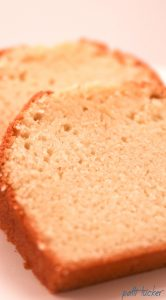 How To Make A Perfect Pound Cake