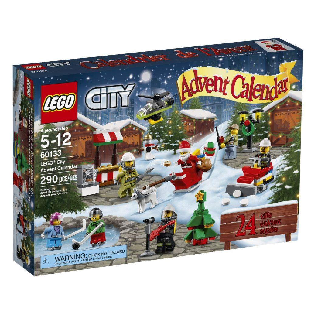 A Candy-Free Lego Advent Calendar That Kids Love!