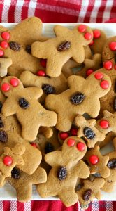 These Gingerbread Men Will Make You Believe in Christmas