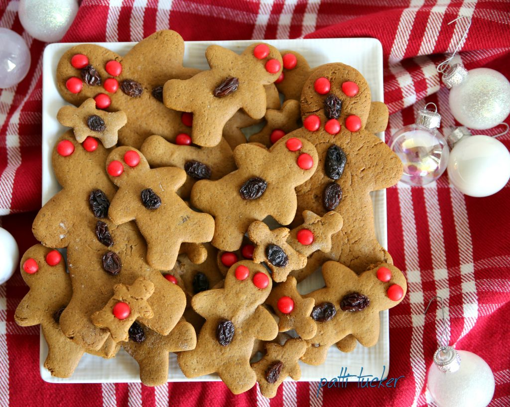 Classic Gingerbread Cookies For the Holiday Win