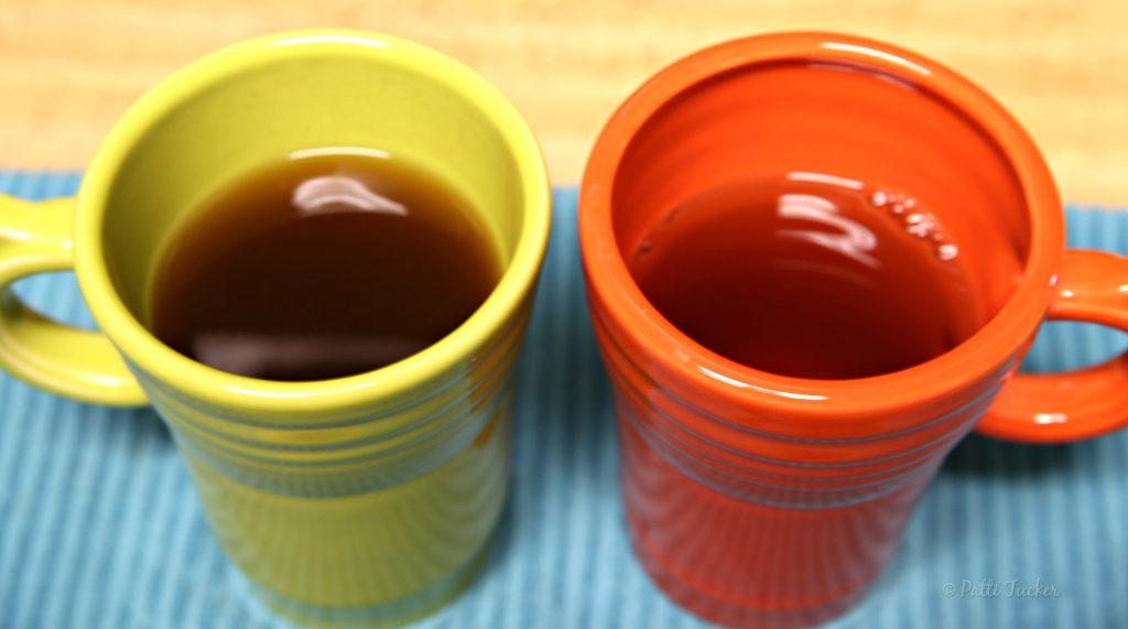 Lifehack: Decaffeinate Tea Naturally