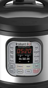 Need a Home Cooked Meal Fast? Instant Pot To The Rescue!