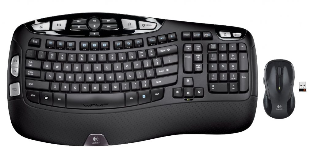 Need a Wireless Keyboard and Mouse? Love this One.