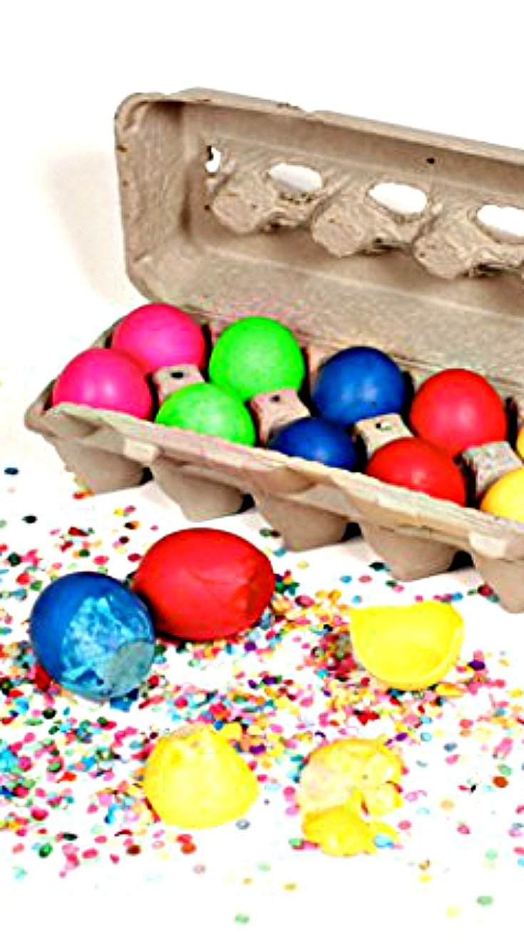 Colorful Cascarones Signal Easter (and Fiesta) Has Arrived!