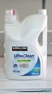 Tough Laundry Stains? Kirkland to the Rescue!