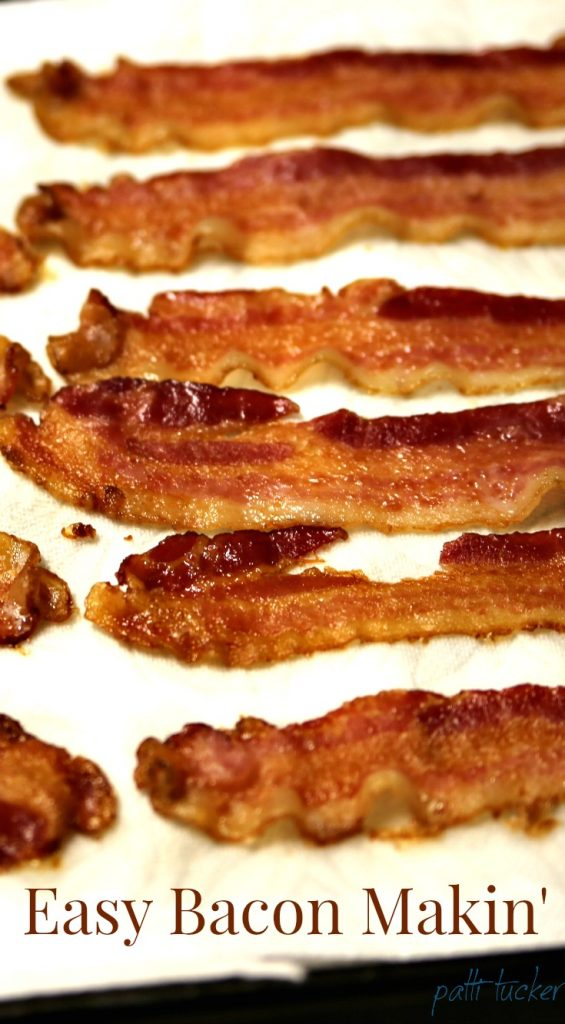 How To: Easy No-Spatter Bacon Makin'