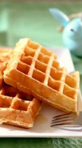 How Good Are The Waffles? So. Good.