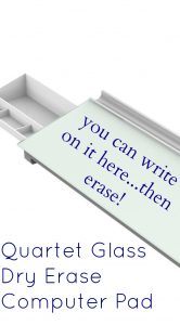 3 Top Reasons Why You Need a Quartet Glass Pad