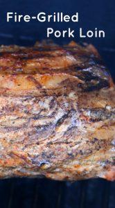 How To: Fire Grill a Moist Pork Loin With Little Fuss