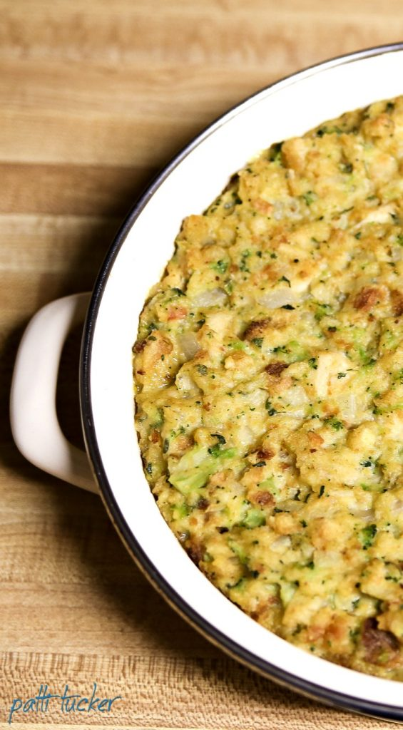 A Broccoli Casserole Every One Can Love