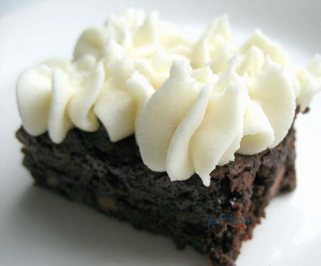 The Frosted Brownies That Dreams Are Made Of