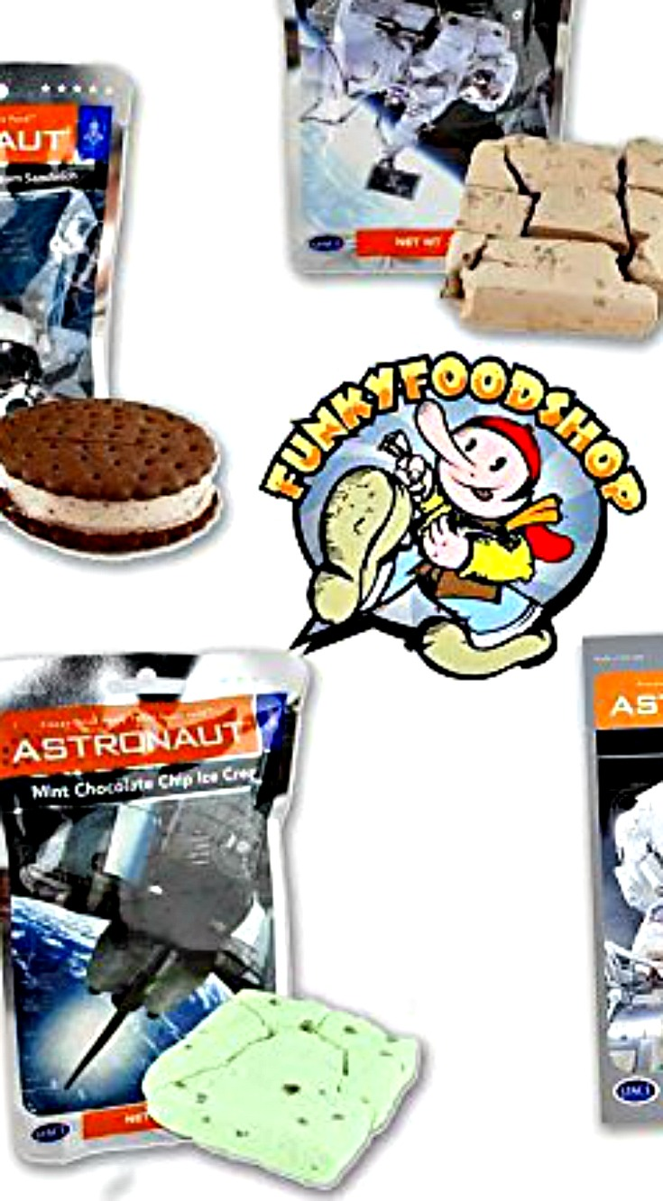 Your Little Astronaut Will Love this Fun Ice Cream