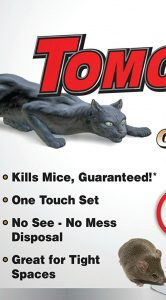 Mouse in the House? Get a Tomcat Mouse Trap.