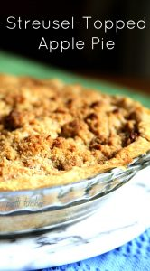 You Need to Bake This Streusel-Topped Apple Pie Now