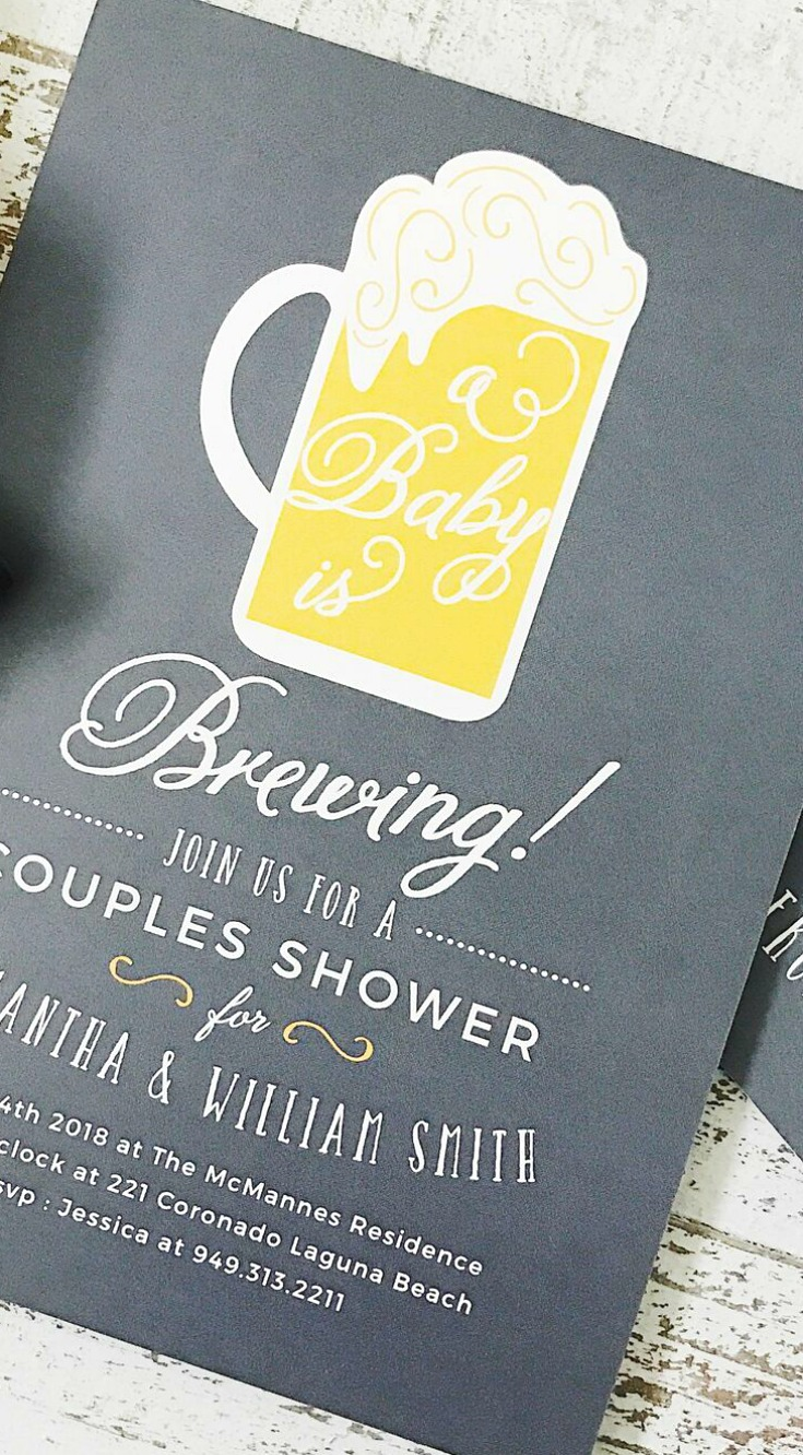 Custom Made Invitations from Basic Invite Will Wow You