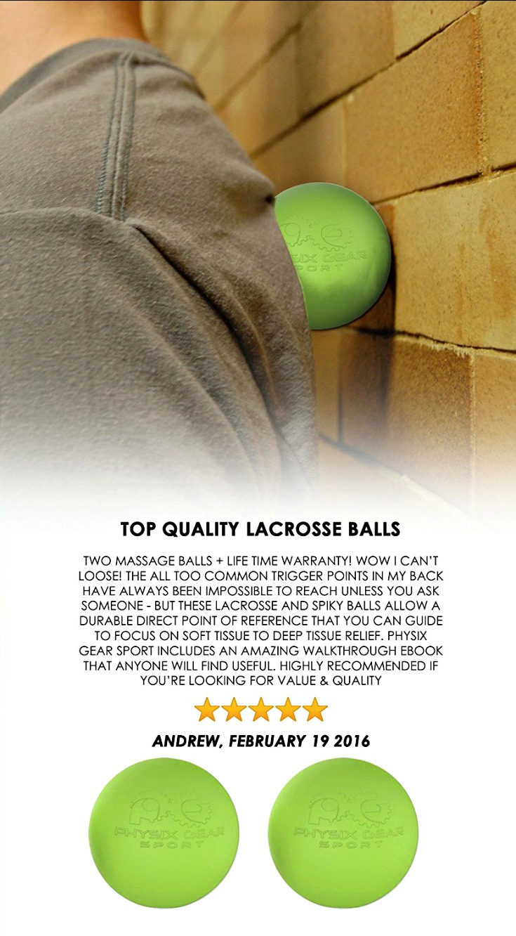 How To: Lacrosse Balls For Naughty Knots