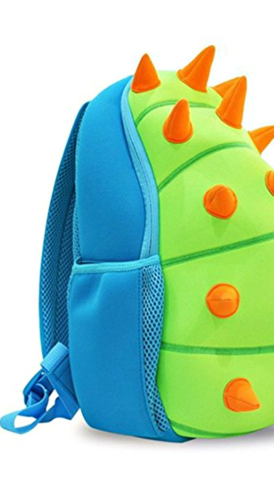 Roar in the New Year with Little Kid's Dinosaur Backpack