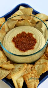 Homemade Hummus Makes The World A Better Place