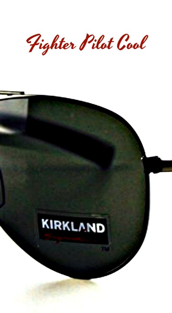 These Sunglasses Will Make You Fighter Pilot Cool