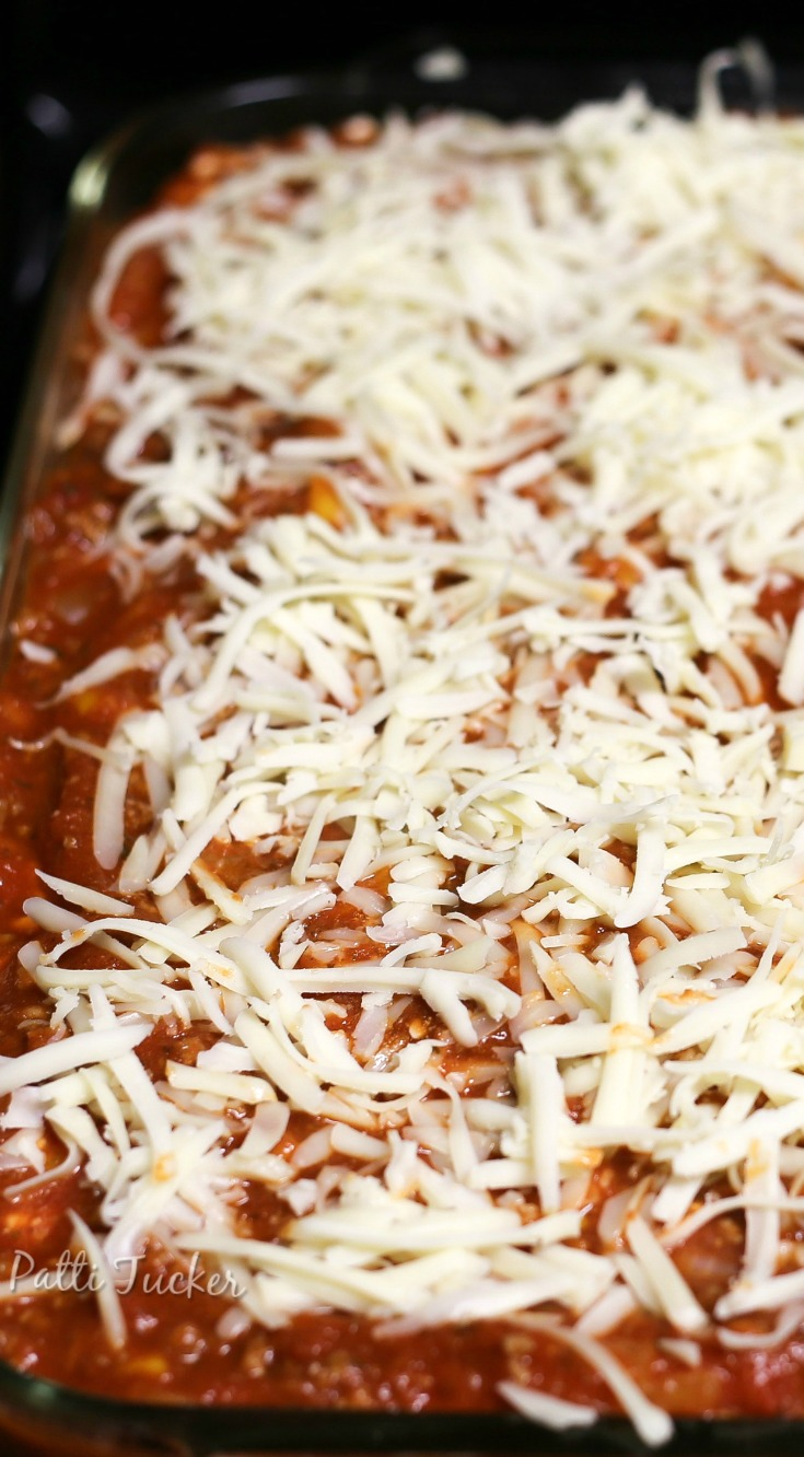 How To Make Lasagna with No-Cook Noodles