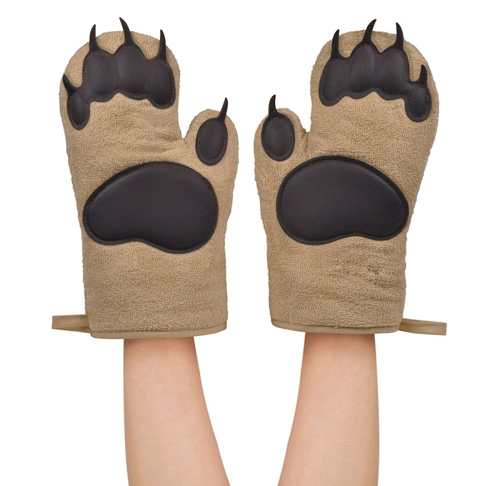 Oven Mitts That Will Make You Giggle