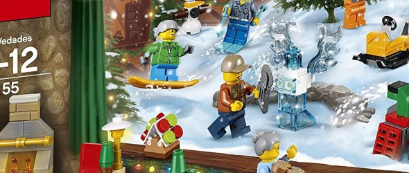 What Do Kids Want in a Candy-Free Advent Calendar? LEGOs!