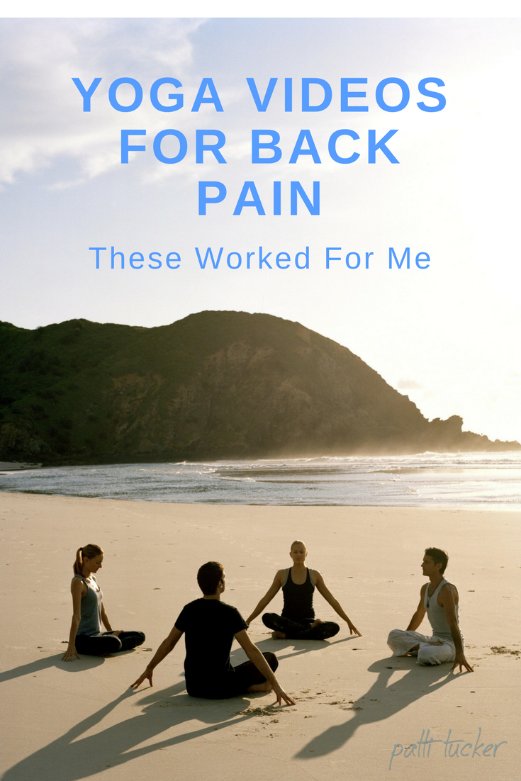 How To Find a Yoga Video For Back Pain
