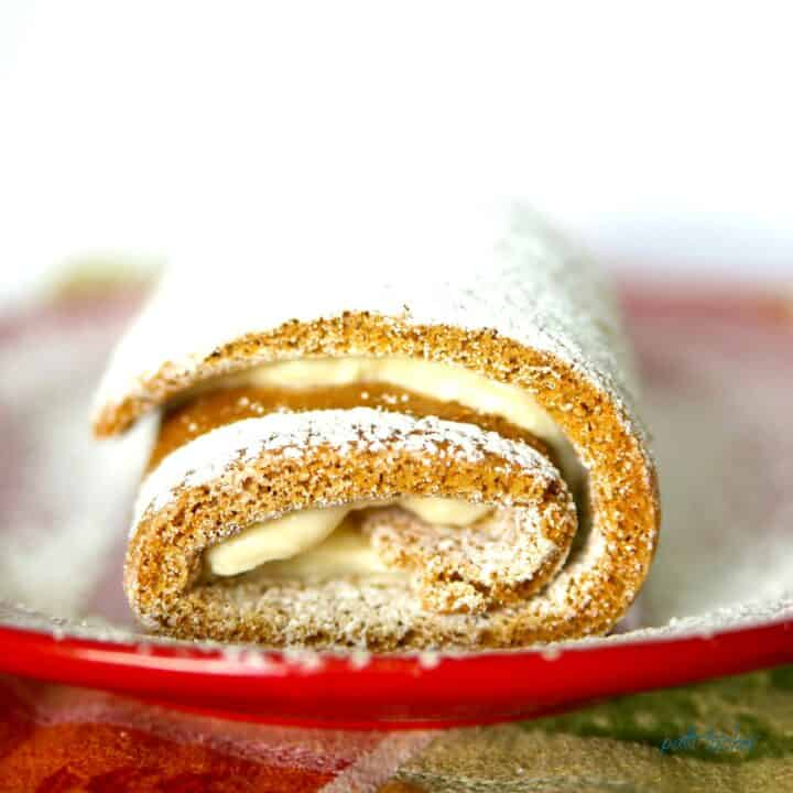 The Pumpkin Roll of Your Holiday Dreams