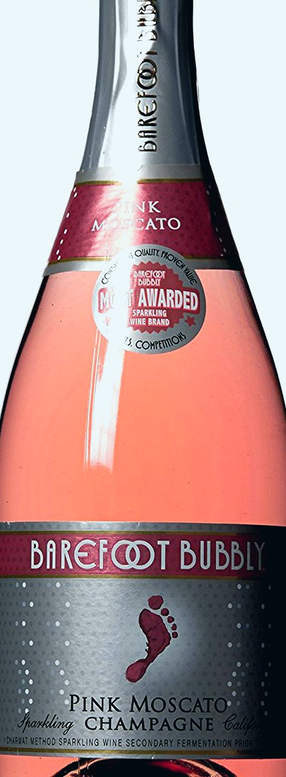 When You Need Pink Bubbly for a Celebration