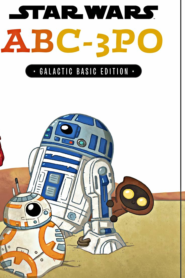 Make a New Fan With These Fun Star War Books