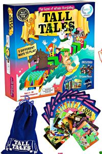 Who Can Imagine the Best Tall Tale?