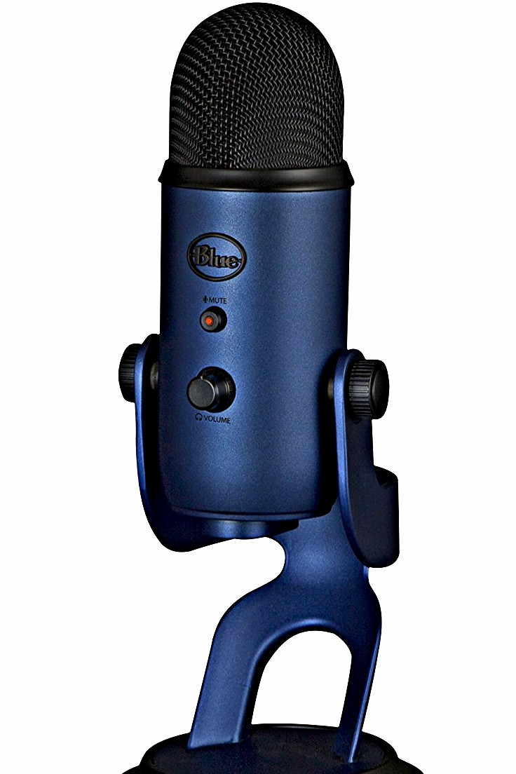 Need a Better Microphone for Your Online Audio Needs?