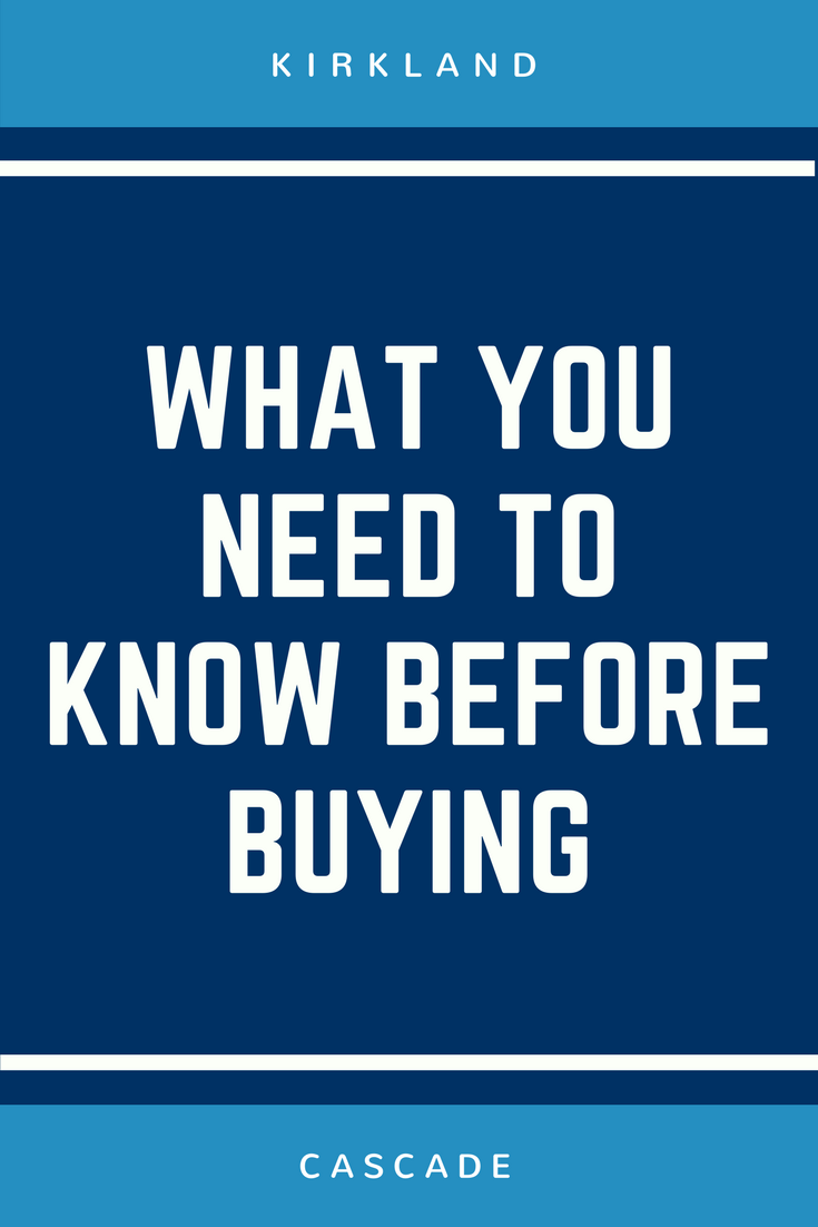 text graphic : What You Need to Know Before Buying