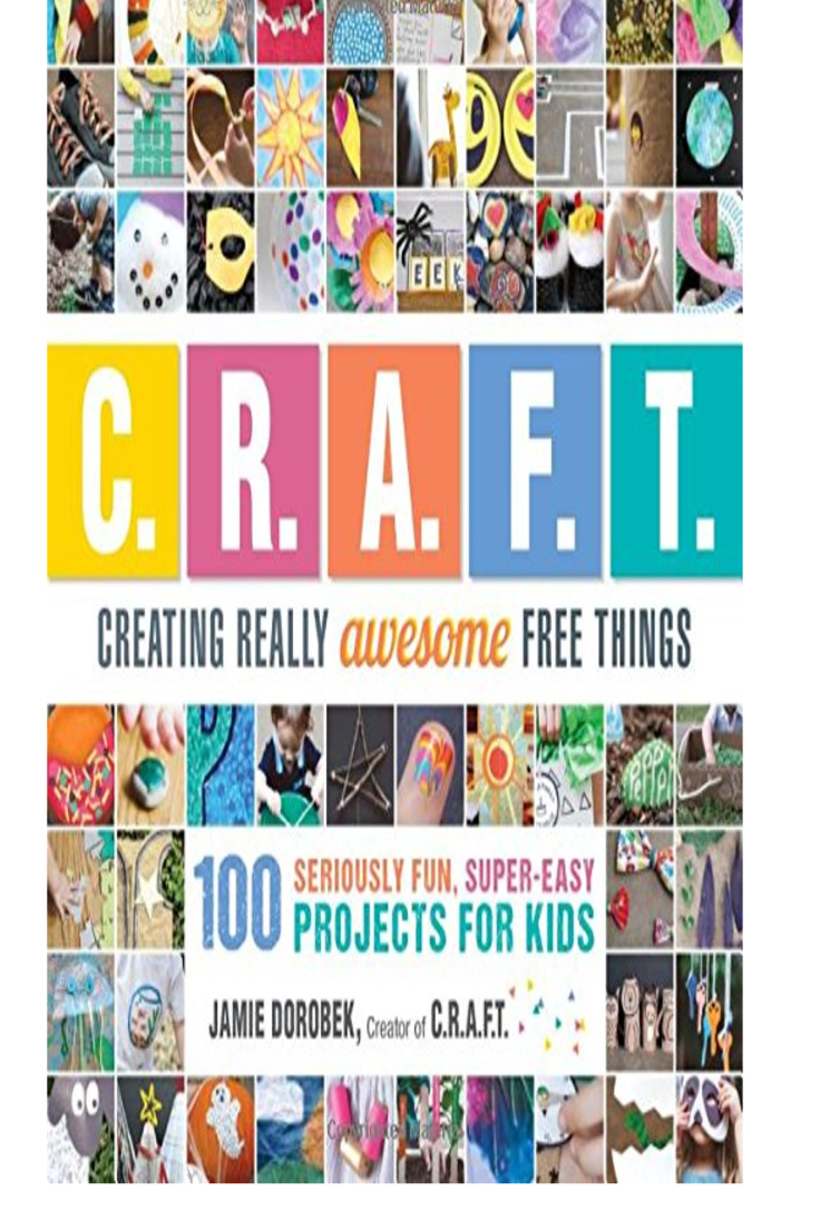 crafting book for kids