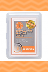 Pack Survival Cards