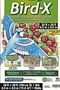 bird-x garden net