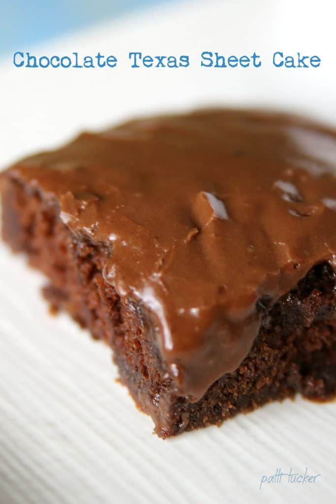 How To Make the Best Chocolate Texas Sheet Cake