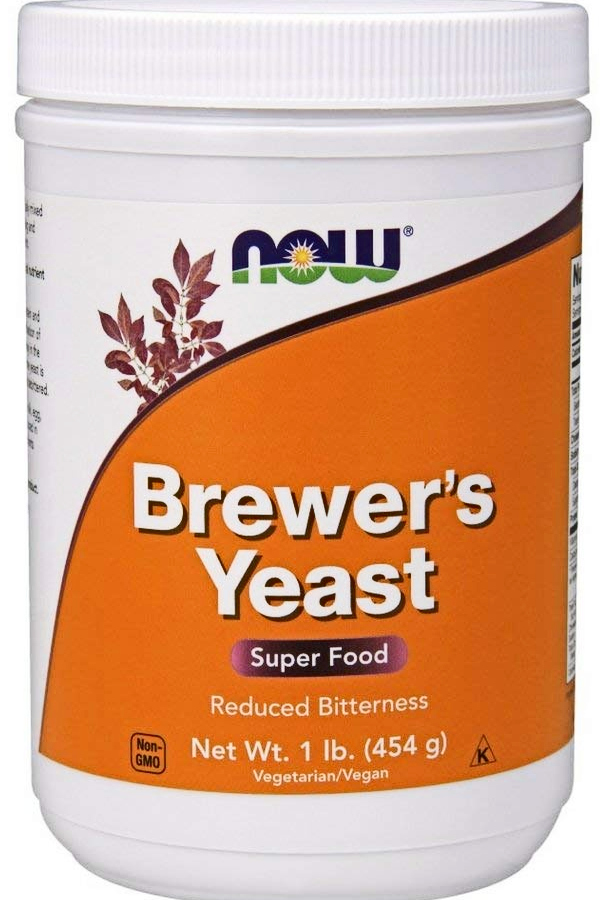 can of brewer's yeast