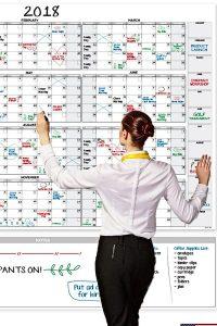 wall-sized Calendar