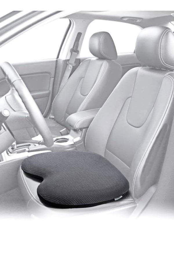 cushion for back on a car seat
